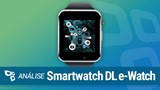 Smartwatch DL e-Watch [Análise] - TecMundo