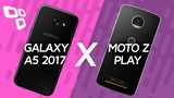 Comparativo: Galaxy A5 (2017) vs. Moto Z play - TecMundo