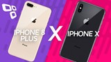 iPhone 8 Plus vs. iPhone X  - Qual vale mais a pena? - Comparativo - Tecmundo