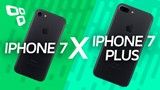 Comparativo: iPhone 7 vs. iPhone 7 Plus - TecMundo