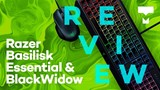 Review Razer BlackWidow + Basilisk Essential - TecMundo
