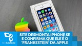 Site desmonta iPhone SE e confirma que ele é o 'Frankestein' da Apple