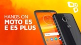 Moto E5 e Moto E5 Plus - Hands On - TecMundo