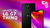 LG G7 ThinQ - Hands On - TecMundo