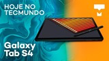 MP move ação contra Banco Inter, Samsung Galaxy Tab S4 e mais - Hoje no TecMundo